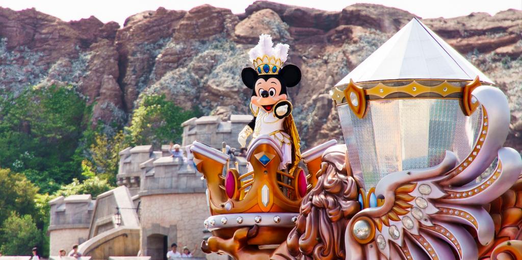 Disneyland Parijs actie