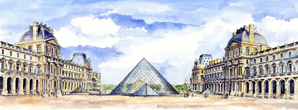 Louvre tickets