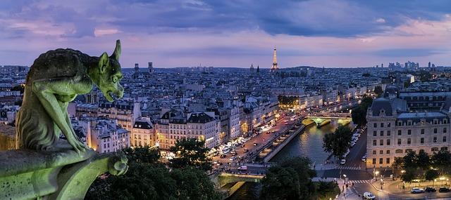 Een weekendje Parijs