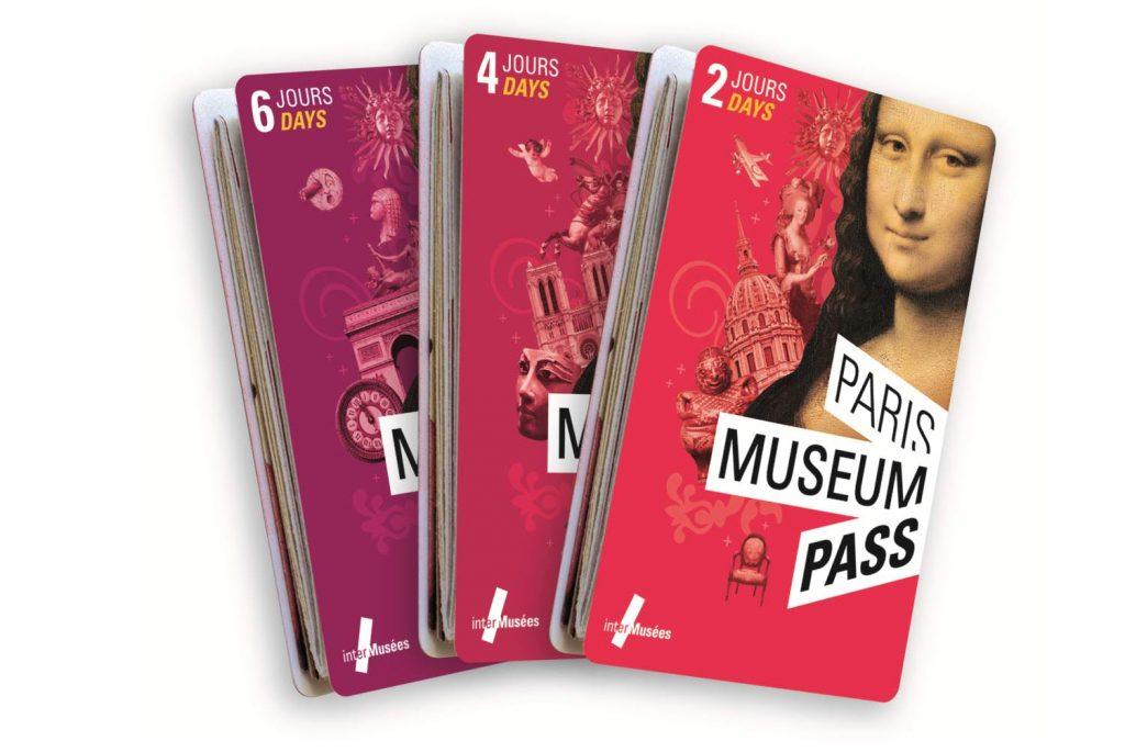 Parijs museumpas
