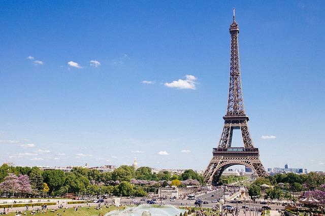 Tickets voor Eiffeltoren