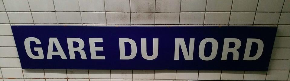 Treinstation Gare du Nord
