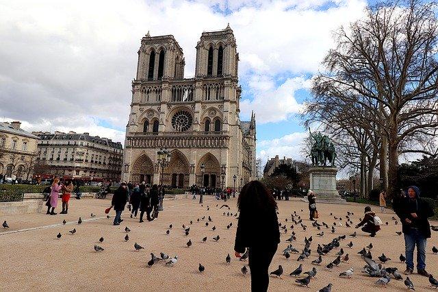 Bezienswaardigheden in Parijs geopend