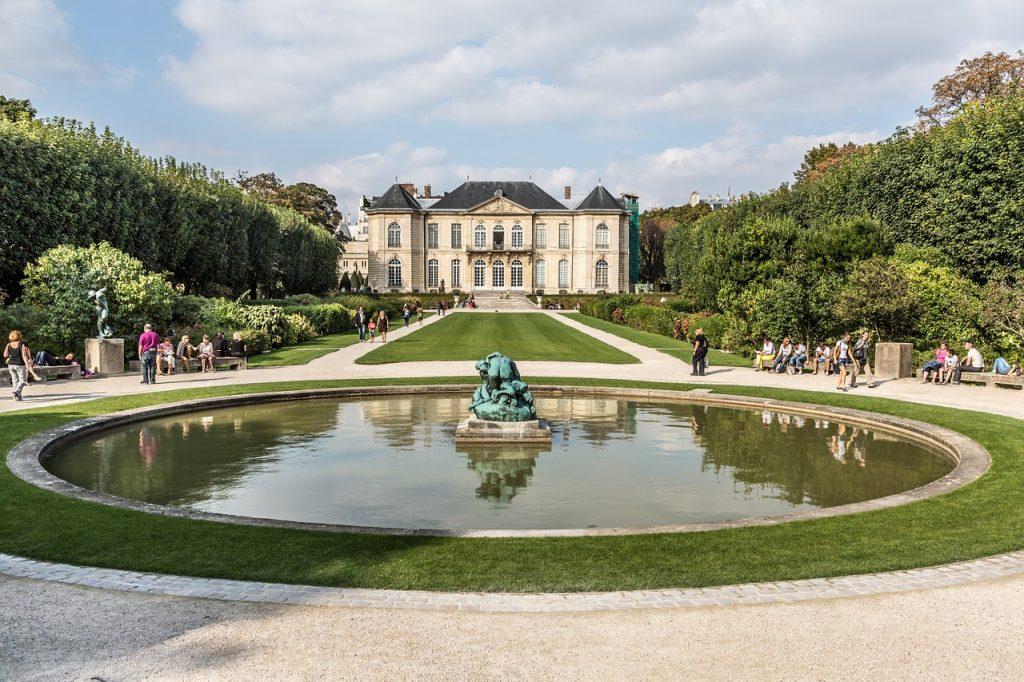 Musee Rodin en beeldentuin