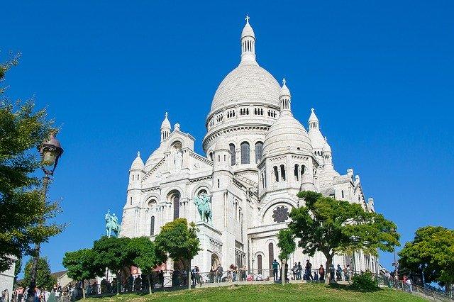 Sacre-Coeur kabelbaan