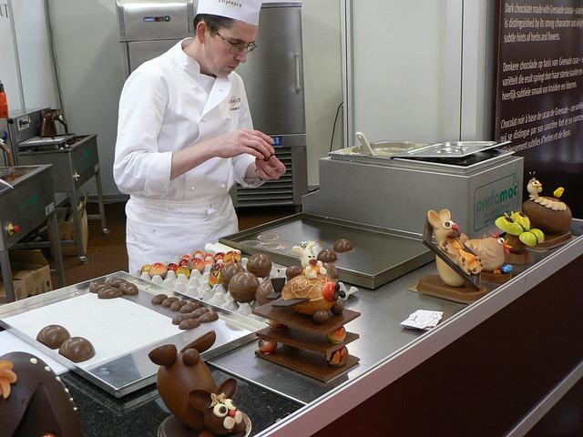 Chocolademuseum Parijs