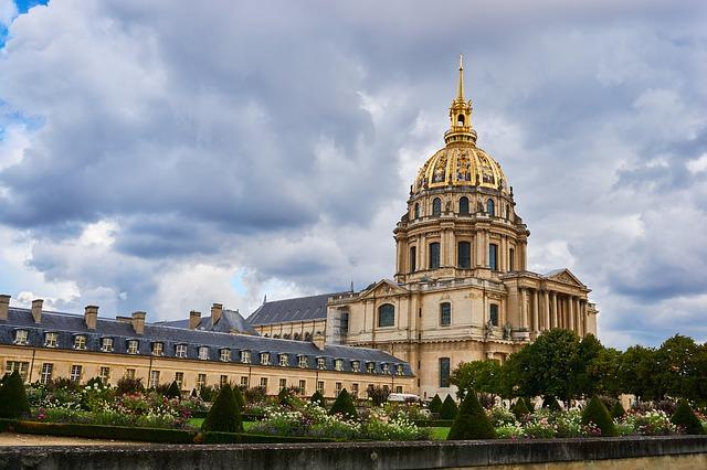 Hôtel des Invalides in Parijs